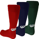 Canterbury Rugby & Sports Stadium Socks CCC New Kids / Infants  Sizes 3.5 to 12