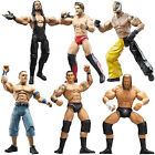 WWF WWE TNA Wrestling  DELUXE SUPERPOSEABLE 6 inch FIGURES - you choose!