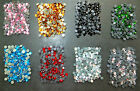 400 Hot Fix Iron on *RHINESTONES* 3mm SS10 Flat Back Best Quality -Diamond Shine