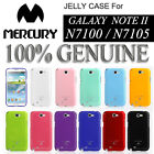 GENUINE MERCURY PEARL JELLY CASE COVER for SAMSUNG GALAXY S3 SIII S 3 III i9300