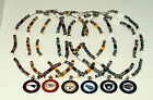 NFL Puka Shell Necklace 18 inches All 16 AFC Teams New - All Sexes and Ages $11.76 USD on eBay