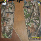NWT Infant/Toddler Realtree Hardwoods Green HD 6 Pocket Camo Pants