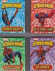 SPIDER-MAN CARD GAMES ~ Birthday Party Supplies Old Aunt May Spidey Eights Match