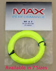 Max Performance WF Floating Fly Lines Choice of 7 sizes Hi vis yellow trout/game