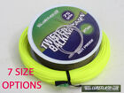 Lureflash WF Floating Fly Line/Backing/Loop  Choice of 7 sizes Hi vis yellow