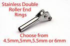 Roller Tip / End rod rings for sea/boat rods Available in 4 sizes