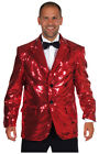 Deluxe RED  Sequinned Showman / Cabaret  Jackets