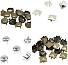 High Quality Pyramid & Dome Studs Rivet DIY ♥ Leather Crafts ♥ lady-muck1