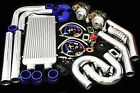 T3/T4 TWIN TURBO CHARGER KIT 800HP FOR FORD MUSTANG COBRA GT SVT V8 V6