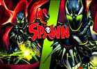Spawn Canvas Print - Choose your Size A4, A3, A1, 20x30 or 16x20 inch