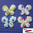 "(U Pick) Wholesale 40-480 Pcs. 1-3/8"" Padded Flower Butterfly Appliques B0990"