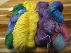 Handpainted Ashland Bay Windsor Wool/Silk Yarn 4 colorways