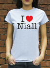 I love Niall T-shirt One Direction tshirt pop Harry Styles 1D C0041
