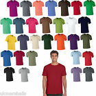 5 Pack Gildan Softstyle Plain Mens T Shirt 100% Cotton 30 Colours Blank 36 - 52""