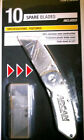 Utility Knife Folding W Belt Clip Box Cutters Knive Work Crafts Cutters Garden