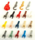 ★ LEGO ★ Minifigure Hands and Hook Hands (983 2531) Colours & Qtys Listed...vgc