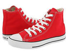 CONVERSE RED WHITE HI 3J232 CHUCH TAYLOR ALL STAR KIDS GIRLS BOYS YOUTH ORG