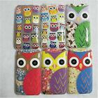 1PC Cute Lovely Owl Hard Back Case Cover for iPhone 3G 3Gs 6 Models
