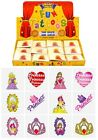 PRINCESS TATTOOS - GIRLS PARTY LOOT BAG TOY - 12,18,24,30,36 or 48  - FREEPOST