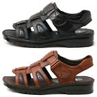 New Royal Comfort Mens Summer Leather Casual Sandals Shoes