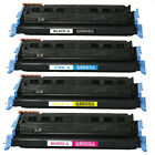 4 Replaces For HP Q6000A/Q6001A/Q6002A/Q6003A Toner Cartridges