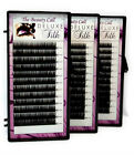 DELUXE SILK D Curl .15.18/.20mm Choose Size 8mm-16mm Lashes Eyelash Extension