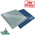 *Multi-Listing* Grey/ Blue STRONG Plastic Mail Mailing Post Packing Bags 24 HOUR