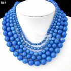 400mm Red Coral Blue Turquoise Black Onyx Natural Agate Wholesale Beads String