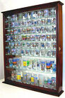 Shadow Box Cabinet to hold 110 Shot Glasses display Case ...