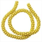 Hot Sale New Arrive Yellow/Orange Snake Chain Necklace Bracelets Charms Findings