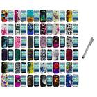 Design Hard Snap-On Cover Case+Metal Pen for Samsung Galaxy S III S3 Phone