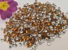 Swarovski#1100 +1012 Crystal Pointed Rhinestones REPAIR Small-med Size Options