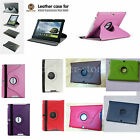 360� Rotating Leather Case+Stylus For 10.1 Asus Transformer Pad TF300 TF300T