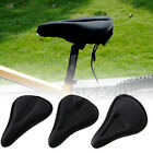 Cycling Bicycle Mountain Bike Gel Foam Seat Saddle Cover Cushion Pad Soft
