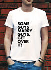Some Guys Marry Guys TShirt Gok Wan Insp. Equal Marriage Gay LGBT T Shirt J0517
