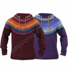 Mens Jumper Tokyo Laundry Knitted Top Light Sweater Hooded Pullover Casual New