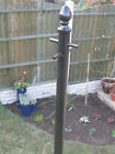 metal washing line posts