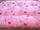 Custom Pet-Dog-Cat BED PAD MAT PILLOW NEST MATTRESS--you choose fabric