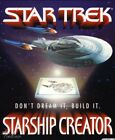 STAR TREK STARSHIP CREATOR +1Click Windows 10 8 7 Vista XP Install