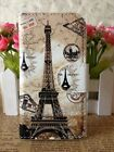 3 Color Eiffel Tower Flip Pouch Leather Case for VARIOUS Nokia Lumia Nokia Phone
