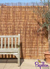 Natural Fern Screening Roll Garden Screen Fence Fencing Panel Wood 4 Heights 4m