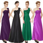 Ever Pretty One Shoulder Open Back Evening Formal Prom Bridesmaid Dress 09667