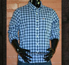 Hollister By Abercrombie Mens Long Sleeve Plaid Button Down Shirt