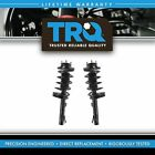 TRQ Complete Loaded Front Spring Strut Assembly Pair Set 2pc for 00-05 Focus New