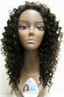 Vivica A Fox Fresno  Deep Lace Front Wig Pure Stretch Cap 100% Hand Stitched