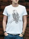 Eagle Tattoo Tshirt  illustration ink inked handdrawn hipster rock print K140