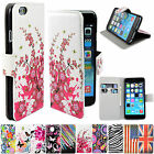 Flip Leather Stand Wallet Phone Accessory Cover Case For  Various Mobile Phones