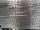 """Welded wire mesh 12g 1""""x1"""" galvanised wire mesh sheet CUT TO SIZE by The TrapMan"""