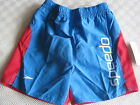 "SPEEDO SWIMWEAR BOYS/TOTS BLUE ""SPEEDO"" 10"" SIDE WATERSHORTS UK TOTS"