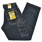 Lee Jeans Mens Dungarees Carpenter Straight Leg Pant Quartz Stone Original Stone